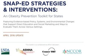 SNAP Ed Toolkit Image